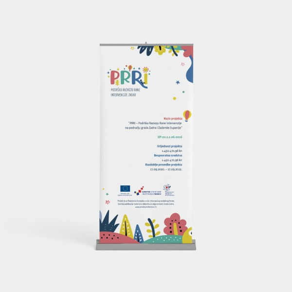 Podrška Razvoju Rane Intervencije: PRRI
